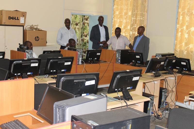 Uniref uniref ouvre son bureau de représentation à muyinga burundi
